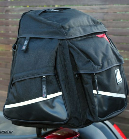 The Ventura Aero-Spada bag