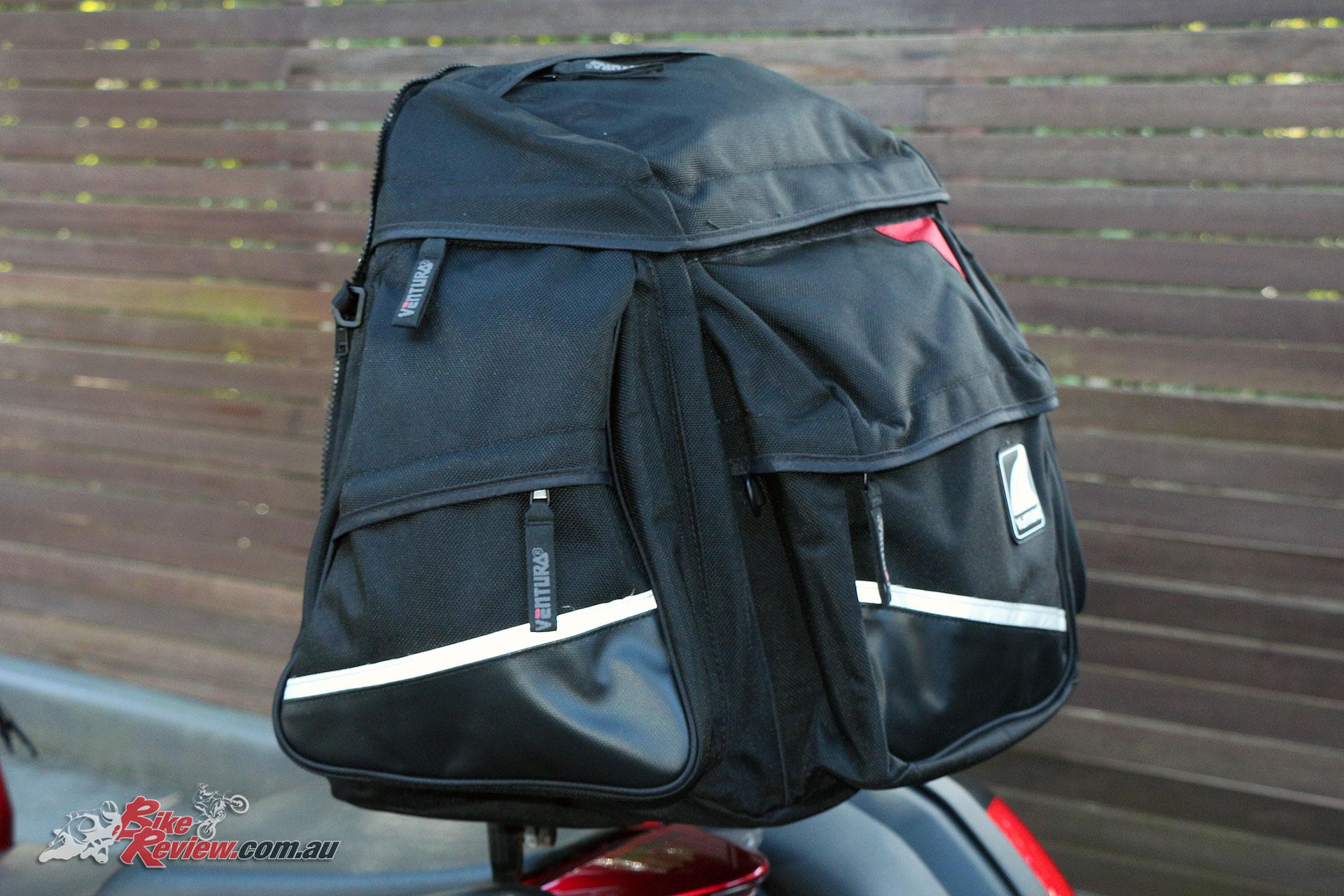 The Ventura Aero-Spada bag
