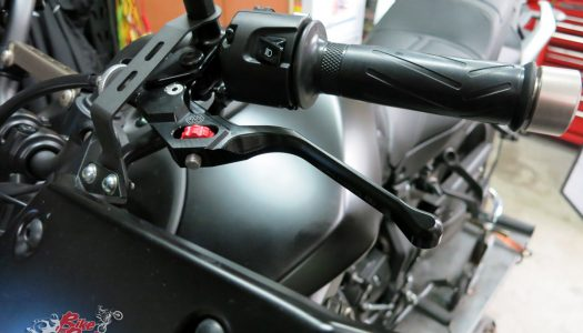 Staff Bike: MT-07 Tracer – Billet bling & Comfort Seat install