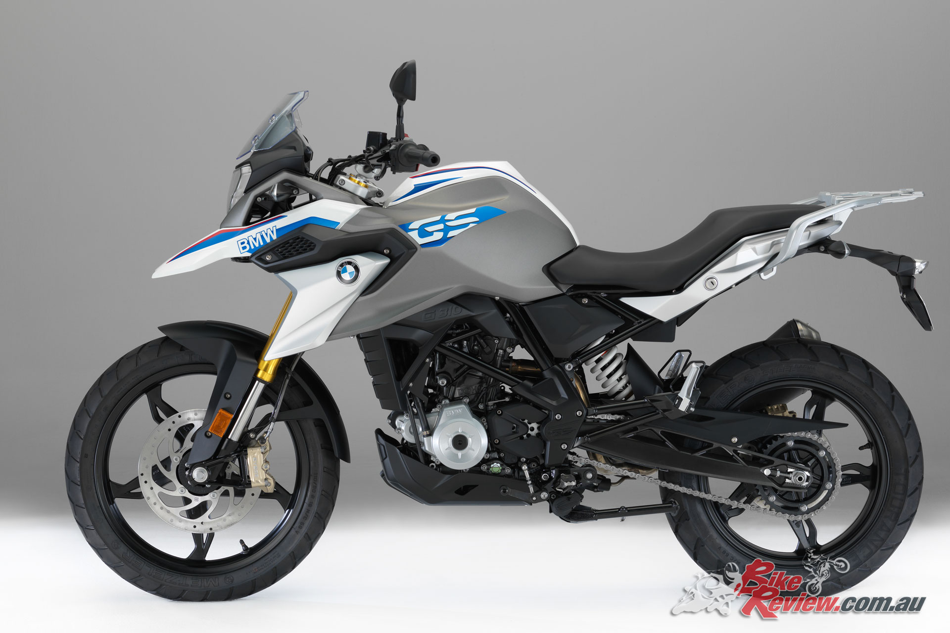 The G 310 GS offers the ideal entry point for new riders