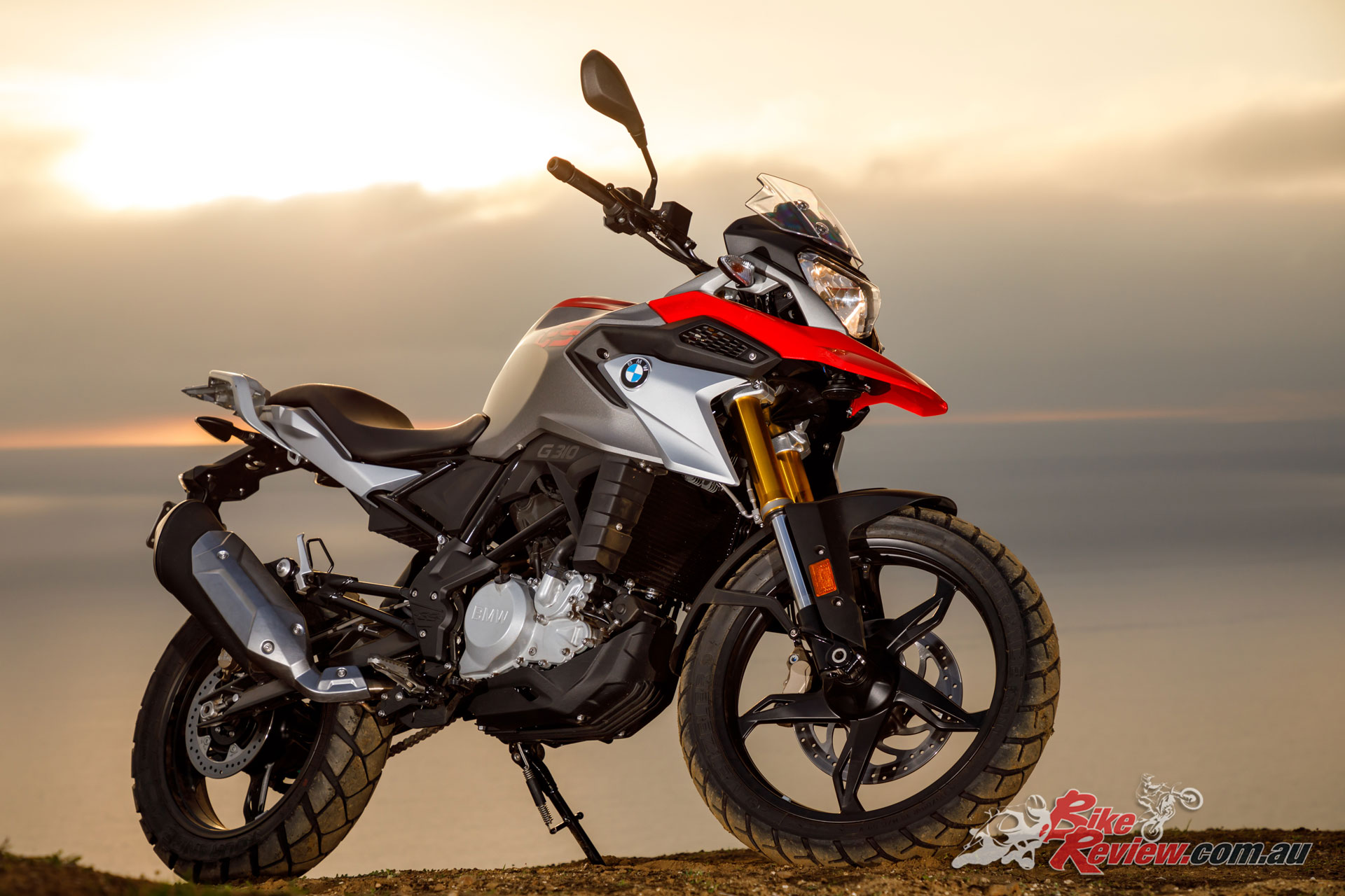 BMW's G 310 GS is arriving in OZ