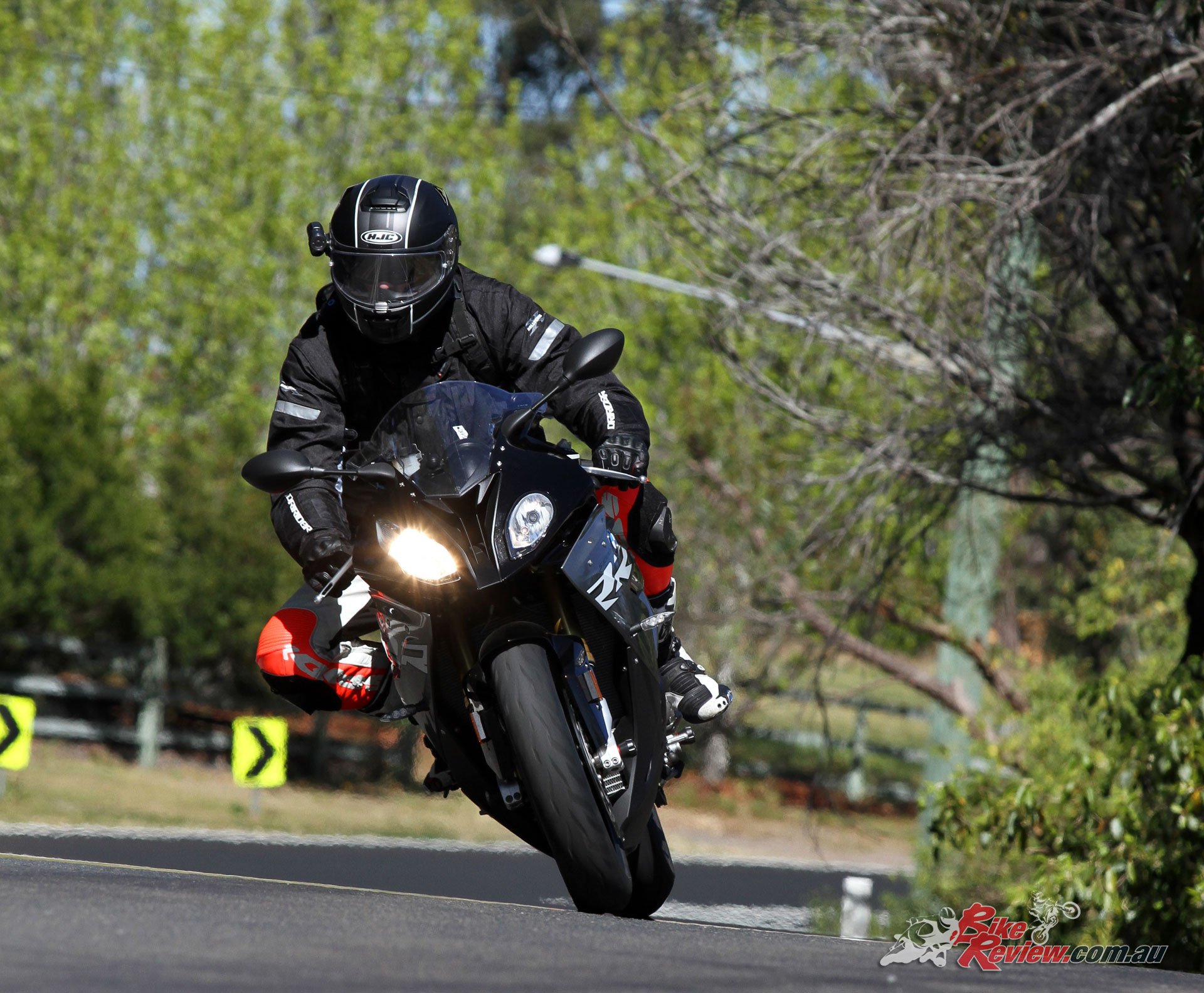 Review 2017 Bmw S 1000 Rr Race Bike Review
