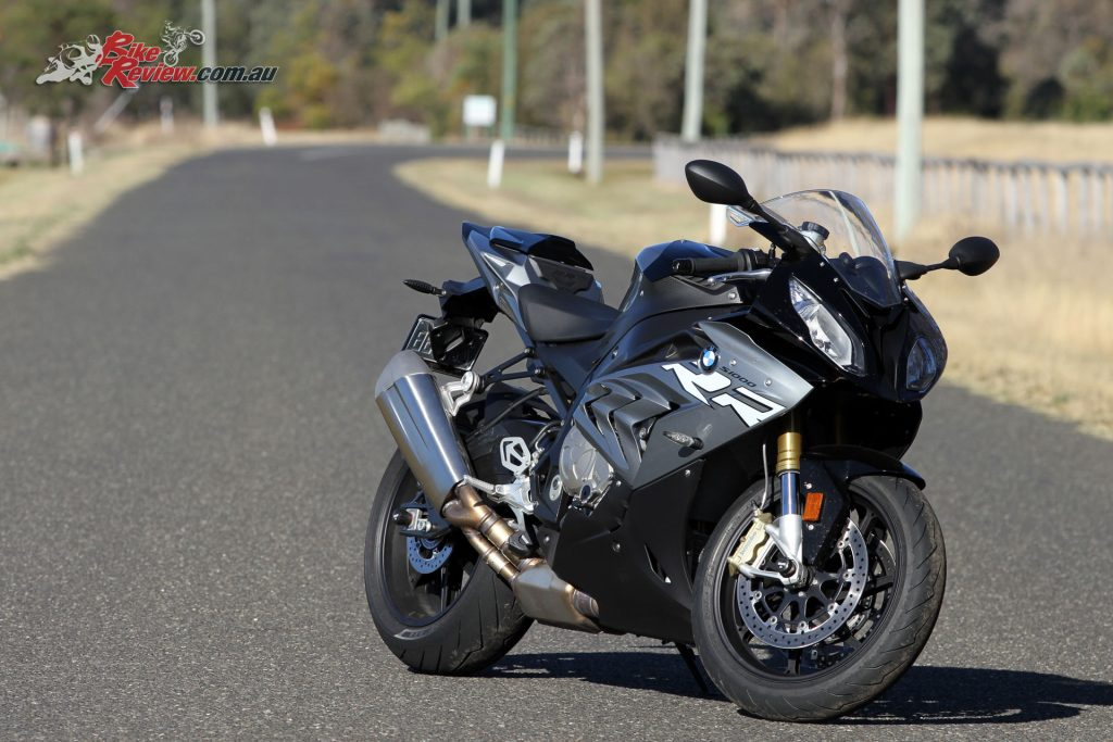 The S 1000 RR Race version might be the ultimate track tool but, it is also fantastic on real Aussie roads.