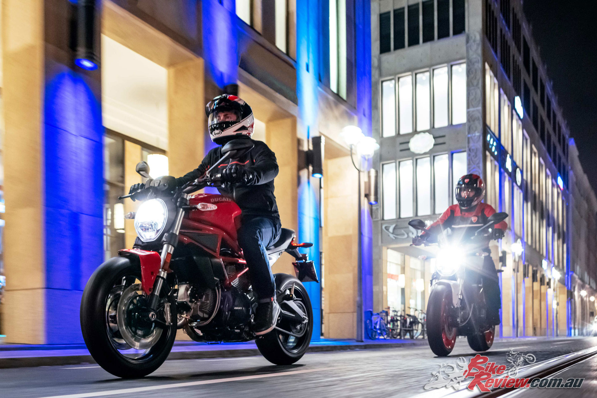 The 2018 Ducati Monster 659 is expected to arrive in dealers in October for $12,490 plus On Road Costs