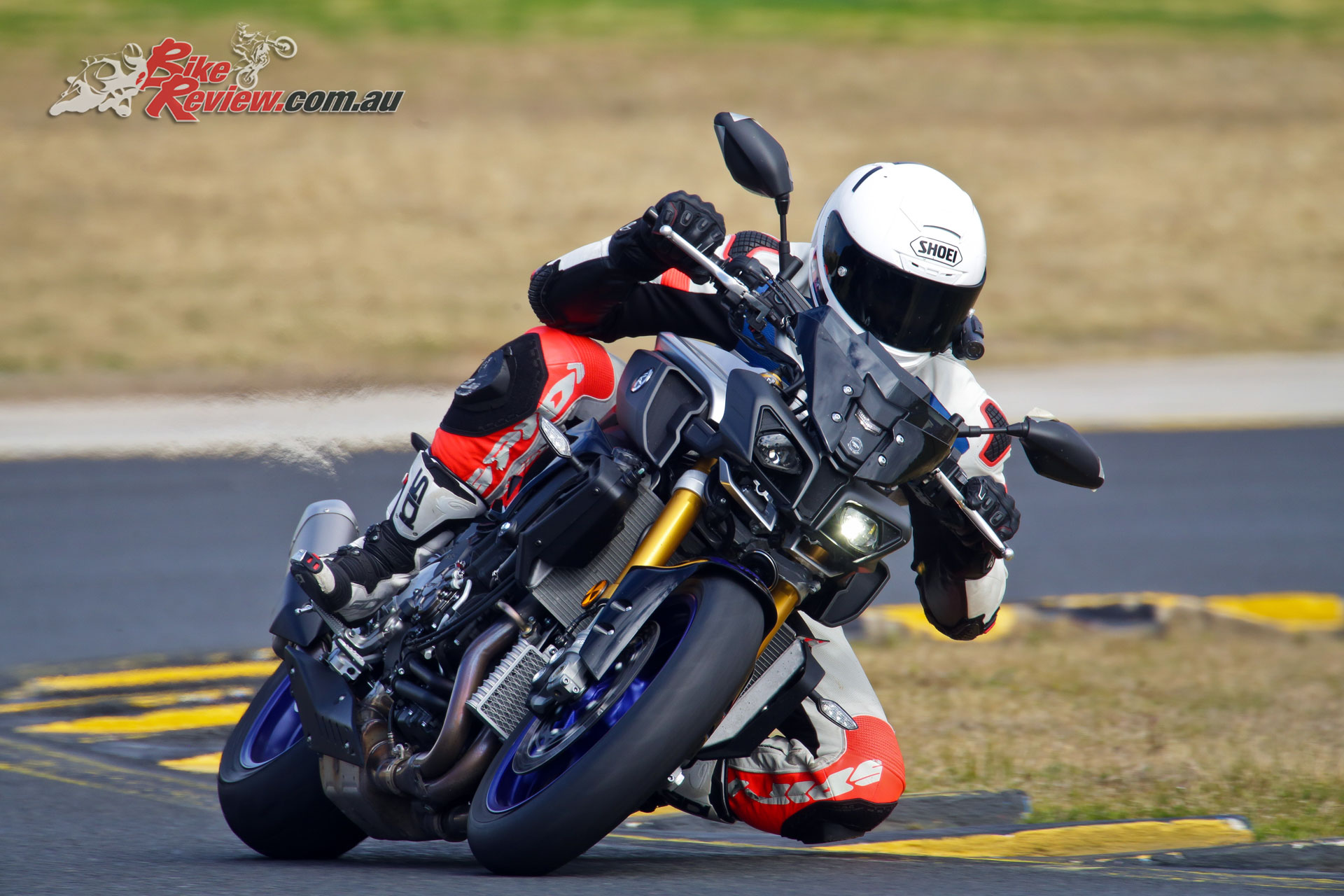 Jeff originally tested the MT-10 in 2016 when it was launched, and had the opportunity to ride the MT-10SP at Sydney Motorsport Park recently. he was impressed.