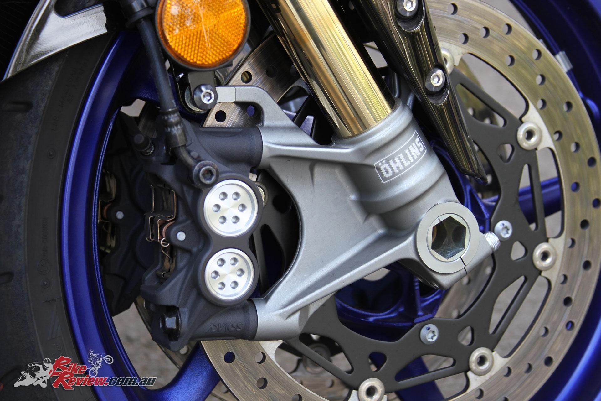 2017 Yamaha MT-10SP
