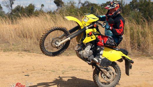 Review: 2018 Suzuki DR-Z400E