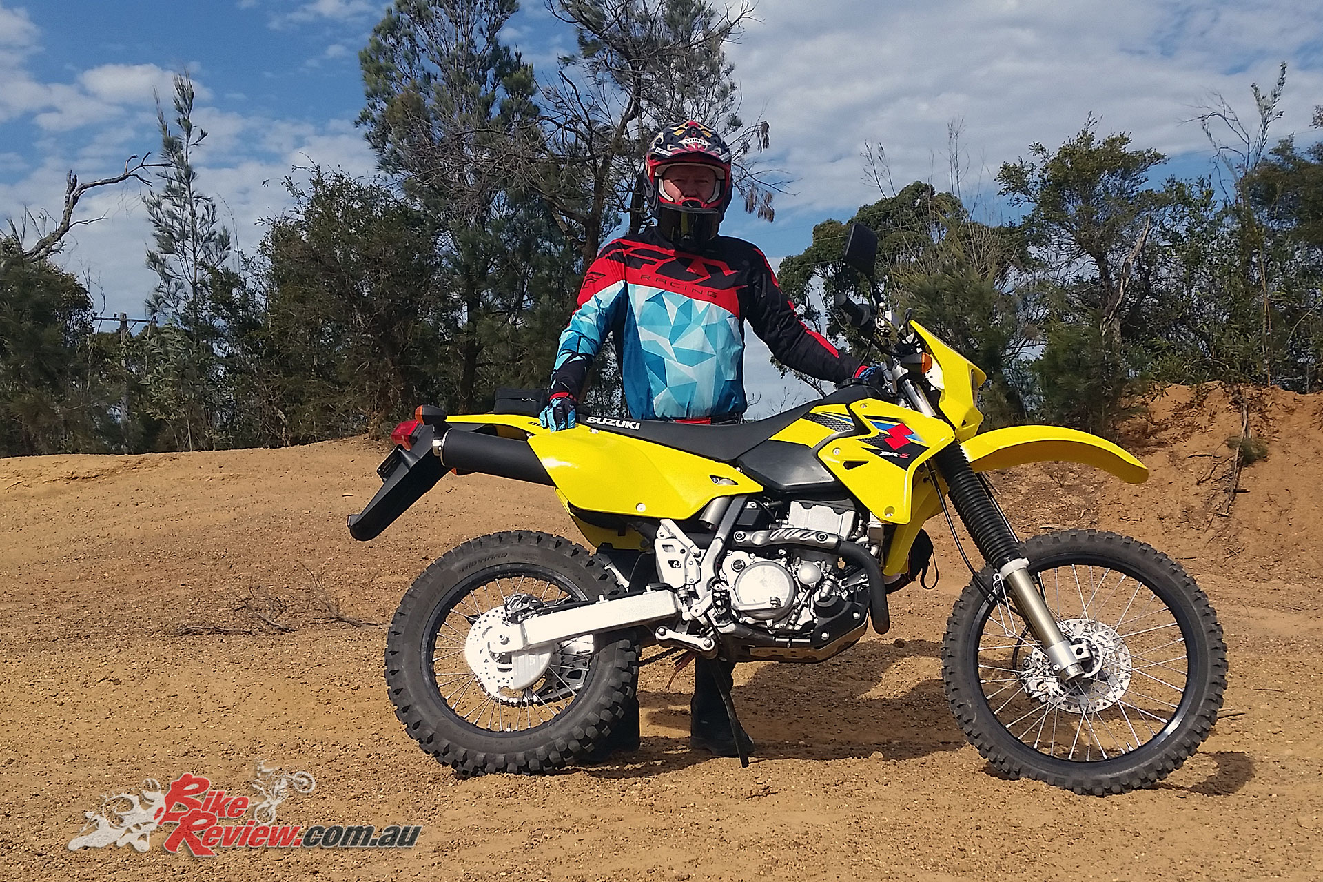 Review: 2018 Suzuki DR-Z400E - Bike Review