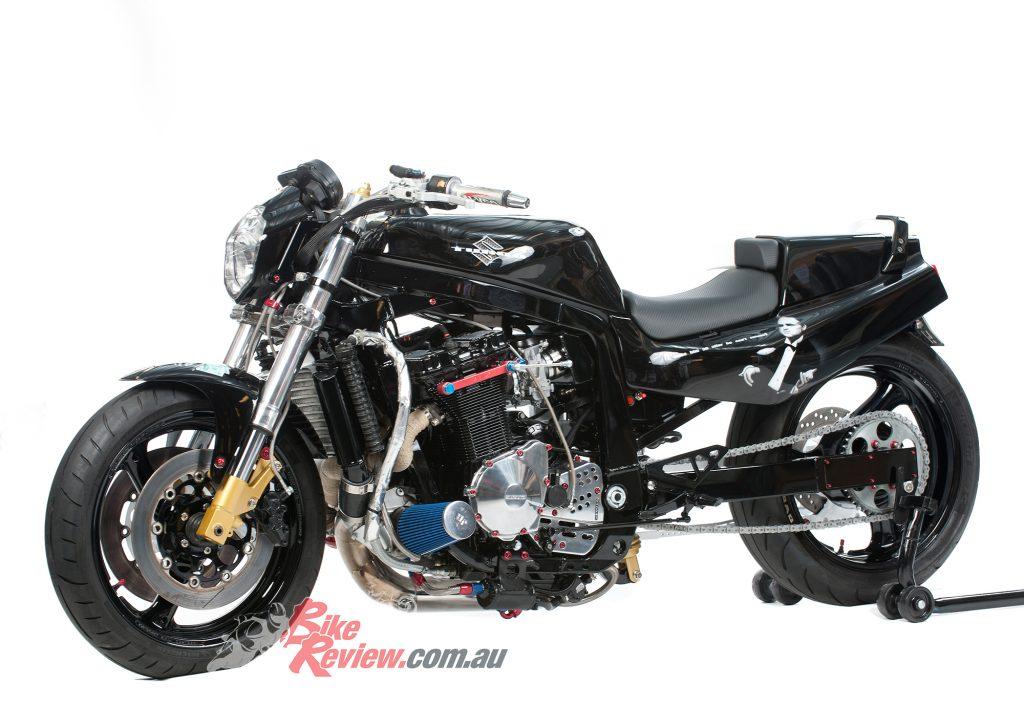 Bike Review Streetfighter GSXR1100