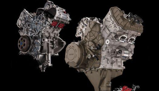 Ducati reveal next generation V4 – Desmosedici Stradale