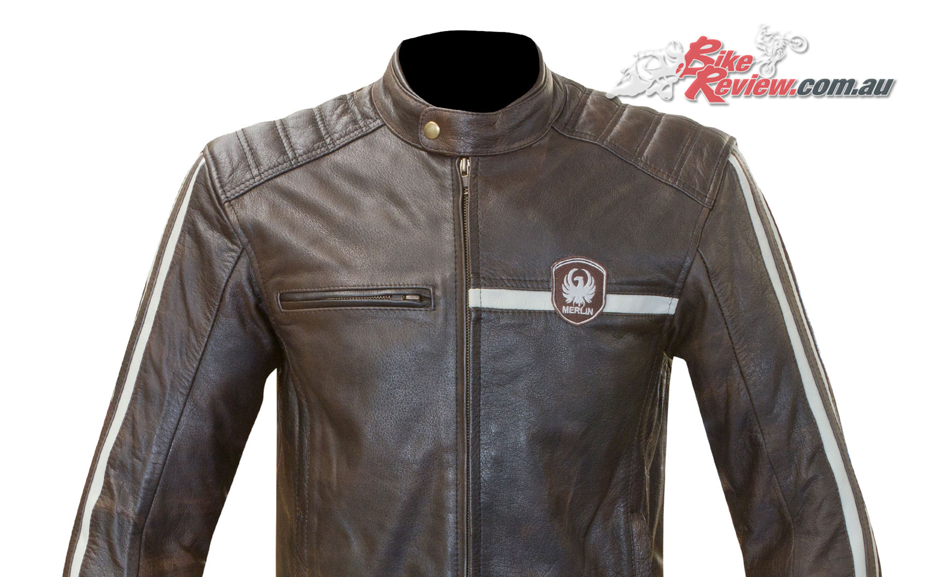 Merling Derrington Jacket available now in Oz for $499 RRP