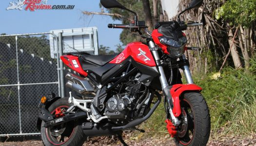 Review: 2017 Benelli TnT 125 Tornado