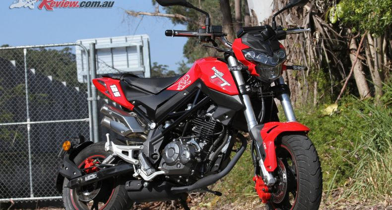 The TnT 125 is quite the looker in my opinion.