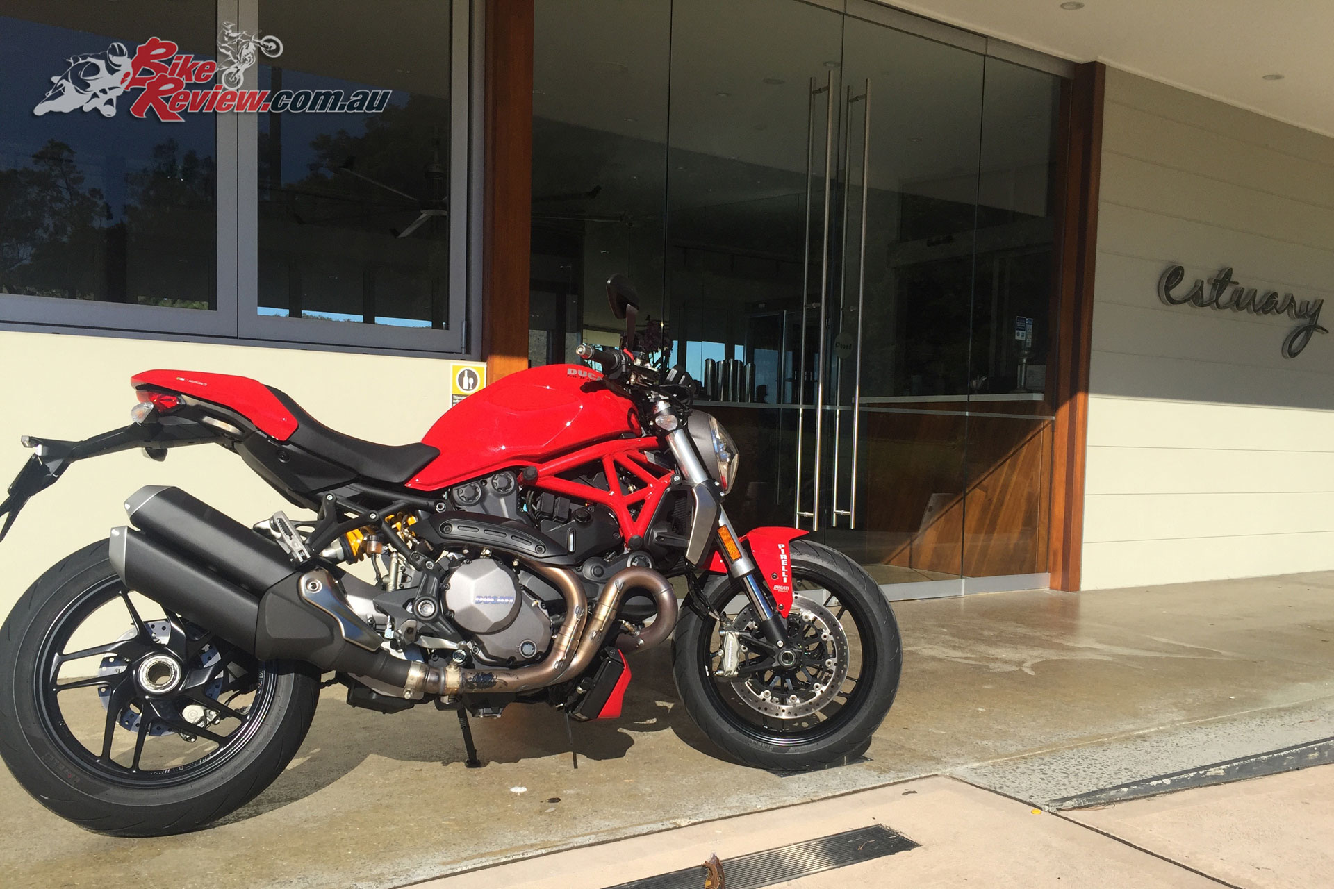 Ducati's 2017 Monster 1200