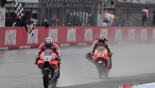 Duel of Champions: Dovizioso vs Marquez at Motegi