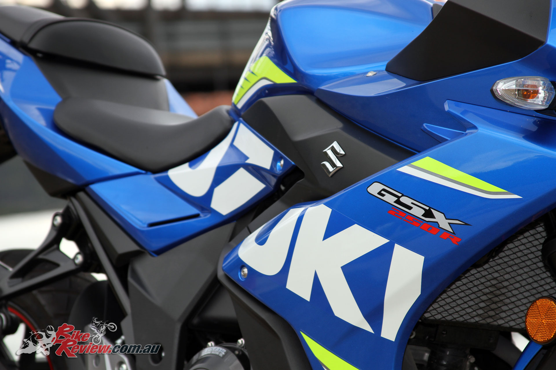 Suzuki's GSX250R packs a lot of quality of life improvements, ensuring performance is accessible, smooth and found throughout the rev range