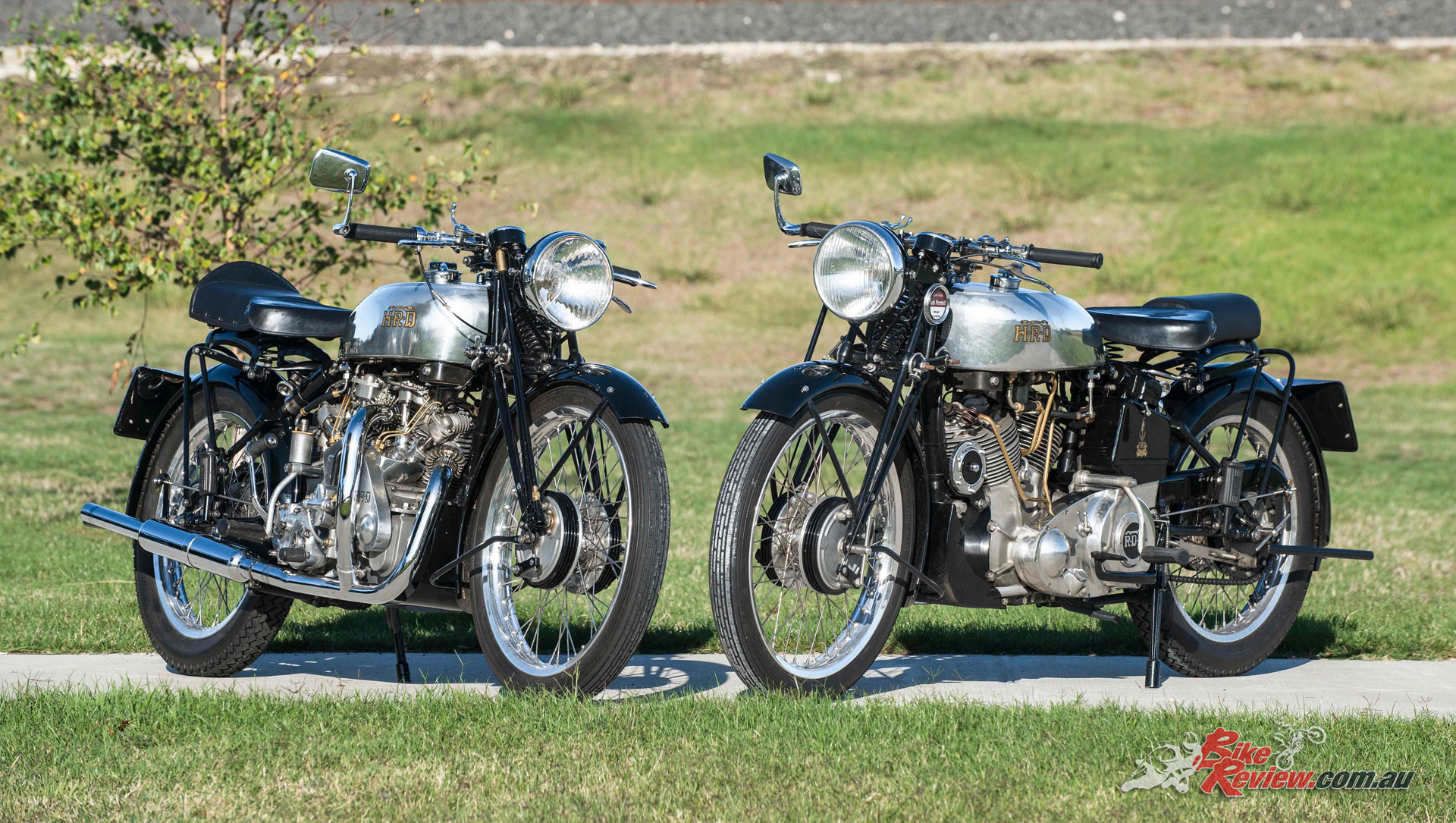 The 2018 Broadford Bike Bonanza will theme the Vincent HRD for its 90th anniversary