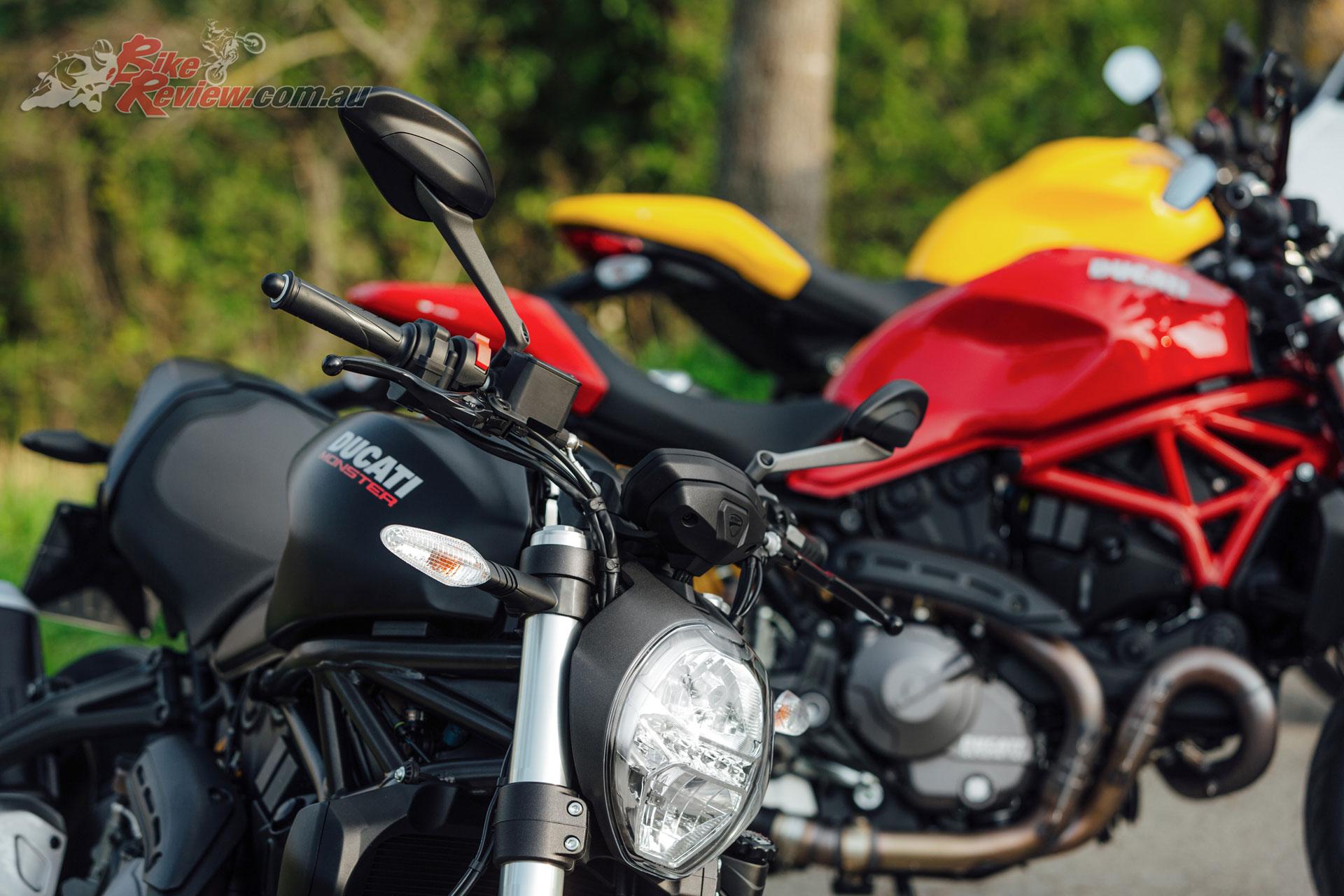 Ducati Monster S Review