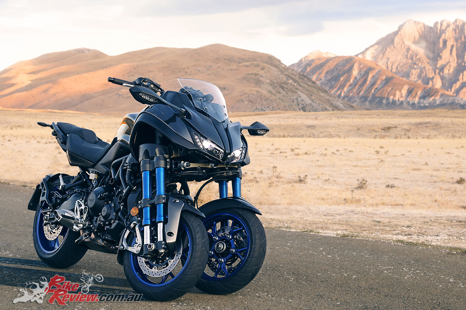 Yamaha Niken Three Wheeled Motorcycle Price