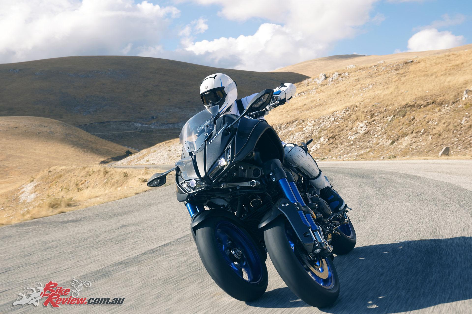 2018 Yamaha MXT850 Niken