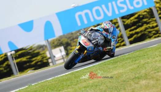 Phillip Island MotoGP Gallery & Wrap Day 1