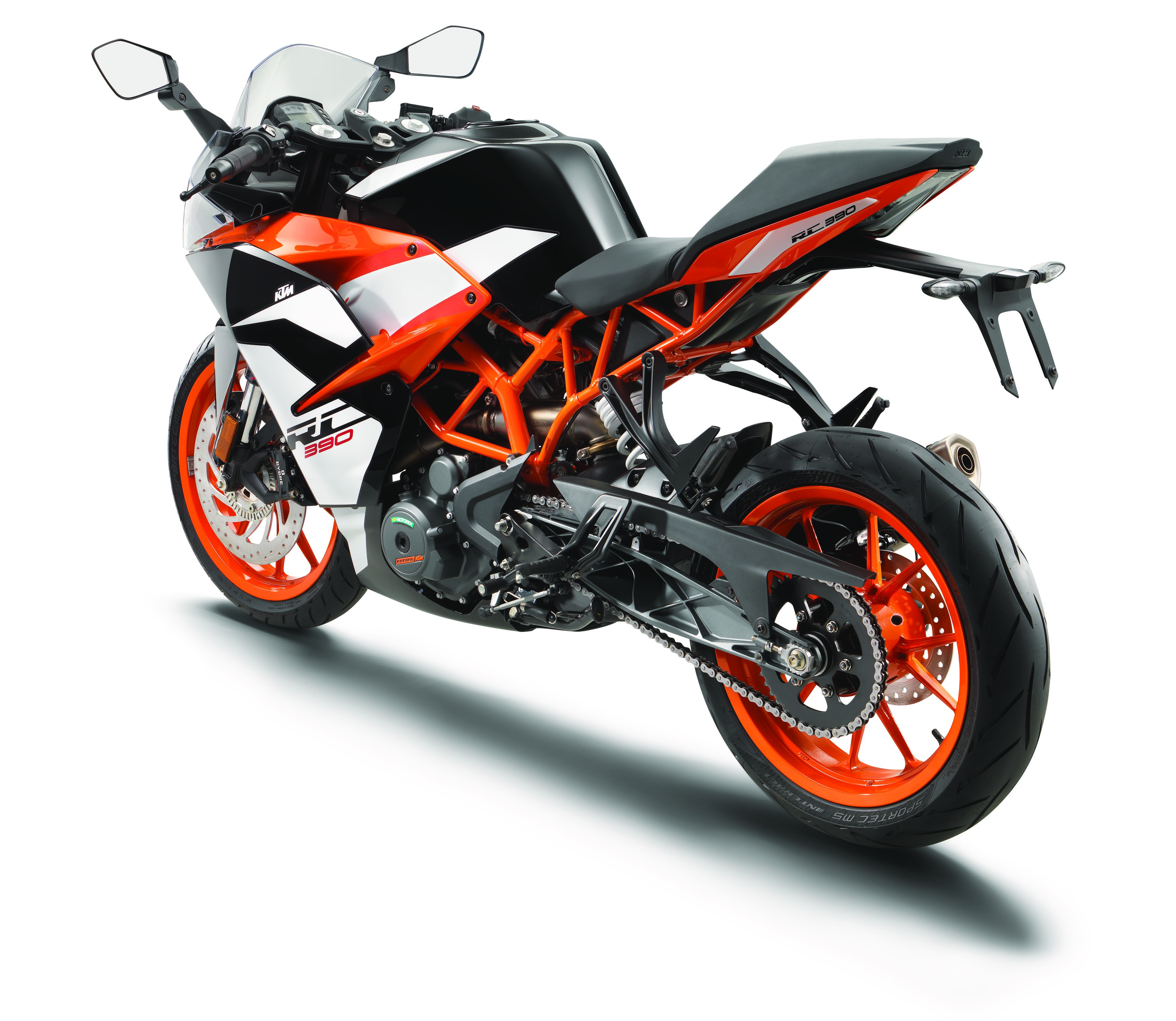 Ktm Rc Specifications