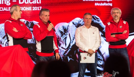 Ernesto Marinelli to leave Ducati at end of 2017