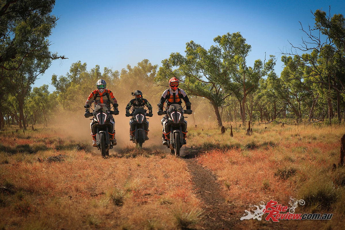 KTM Adventure Rallye 2018
