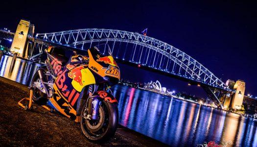 Red Bull KTM Factory Racing RC16 Tours Australia