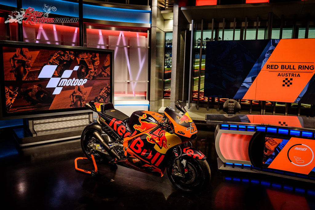 The Red Bull KTM Factory Racing RC16 - Image by Danny Wilkinson