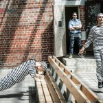 Miller & Rins break out of Old Melbourne Gaol