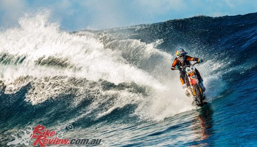 Robbie Maddison to ride water-motorcycle at Sydney MC Show