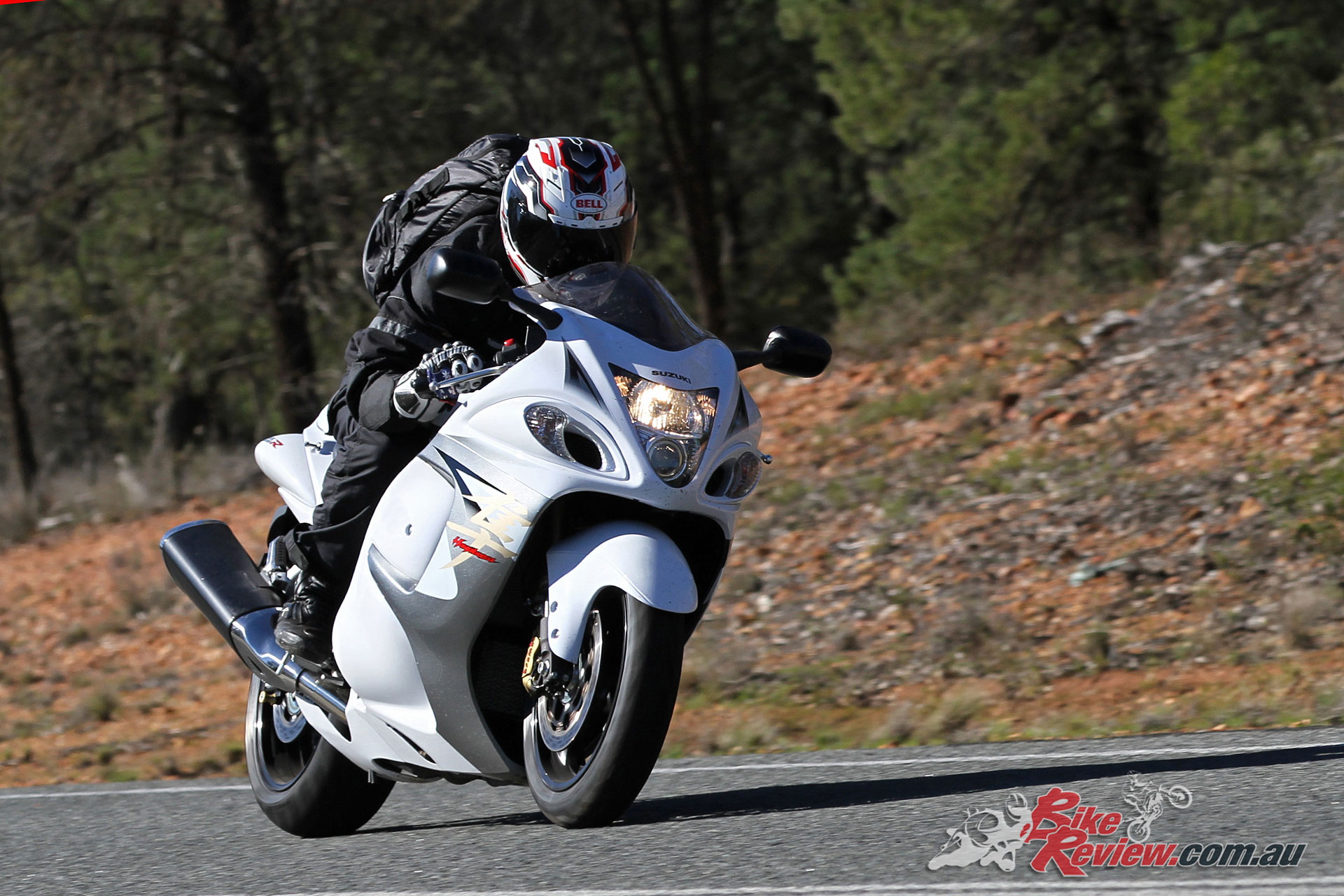 The Hayabusa is particularly famous for being capable of 300km/h+ on early models, before being restricted