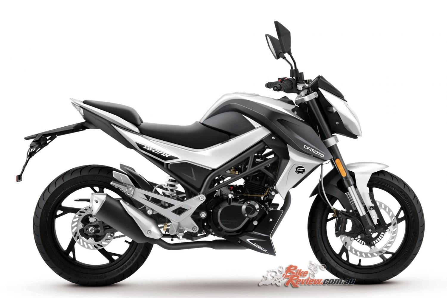 Cf Moto 150nk Available For 3 290 R A With Helmet Jacket