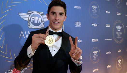 FIM Gala: 2017 World Champions awarded in Andorra