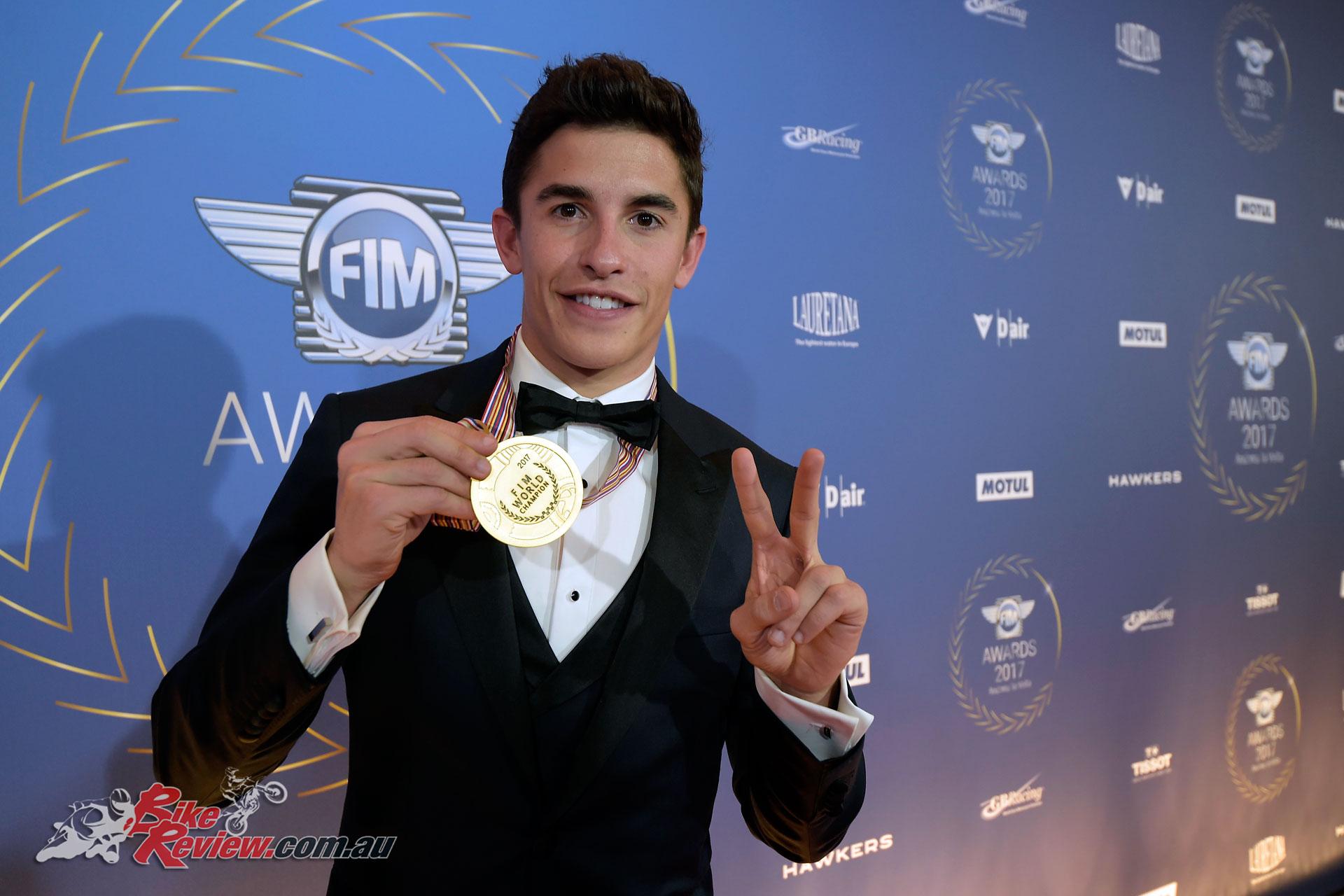 FIM Gala: 2017 World Champions awarded in Andorra - Bike Review