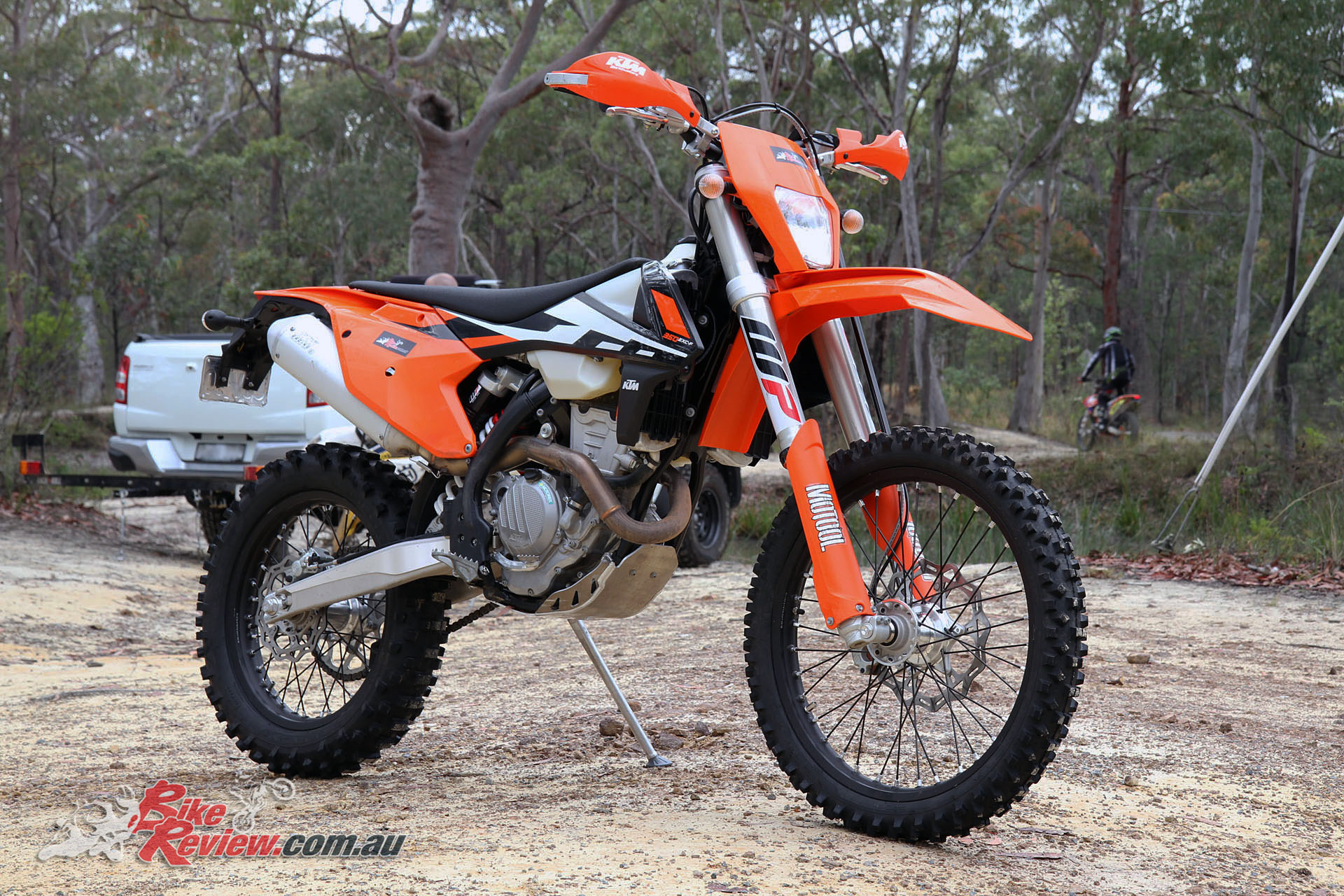 Bike Review's Long Term KTM 350 EXC-F