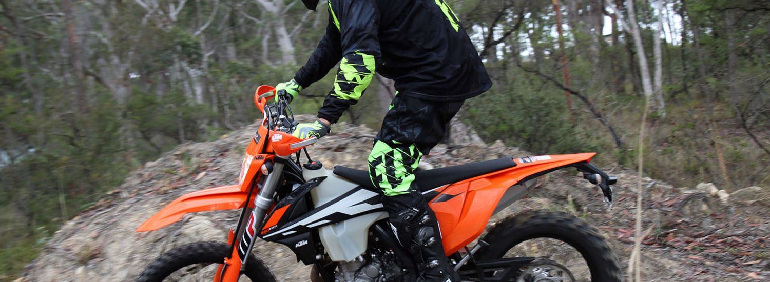 Mark on the Long Term 350 EXC-F