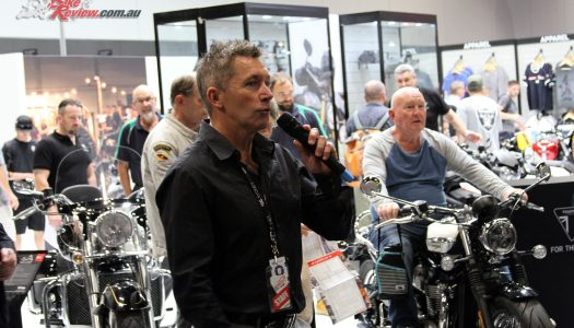 2017 Sydney Motorcycle Show Wrap with Bike Review