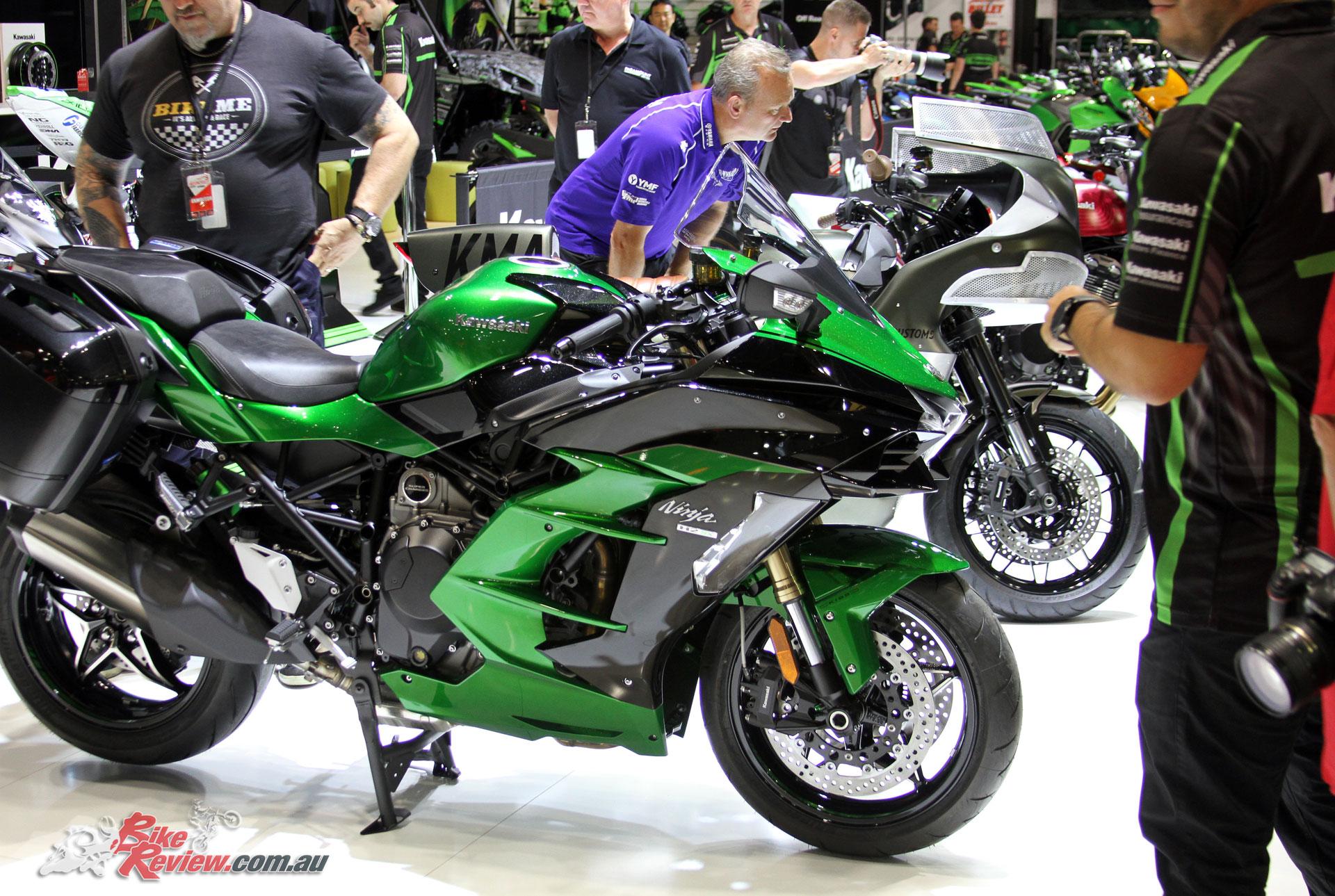 2017 sydney motorcycle show wrap with bike review bike. Black Bedroom Furniture Sets. Home Design Ideas