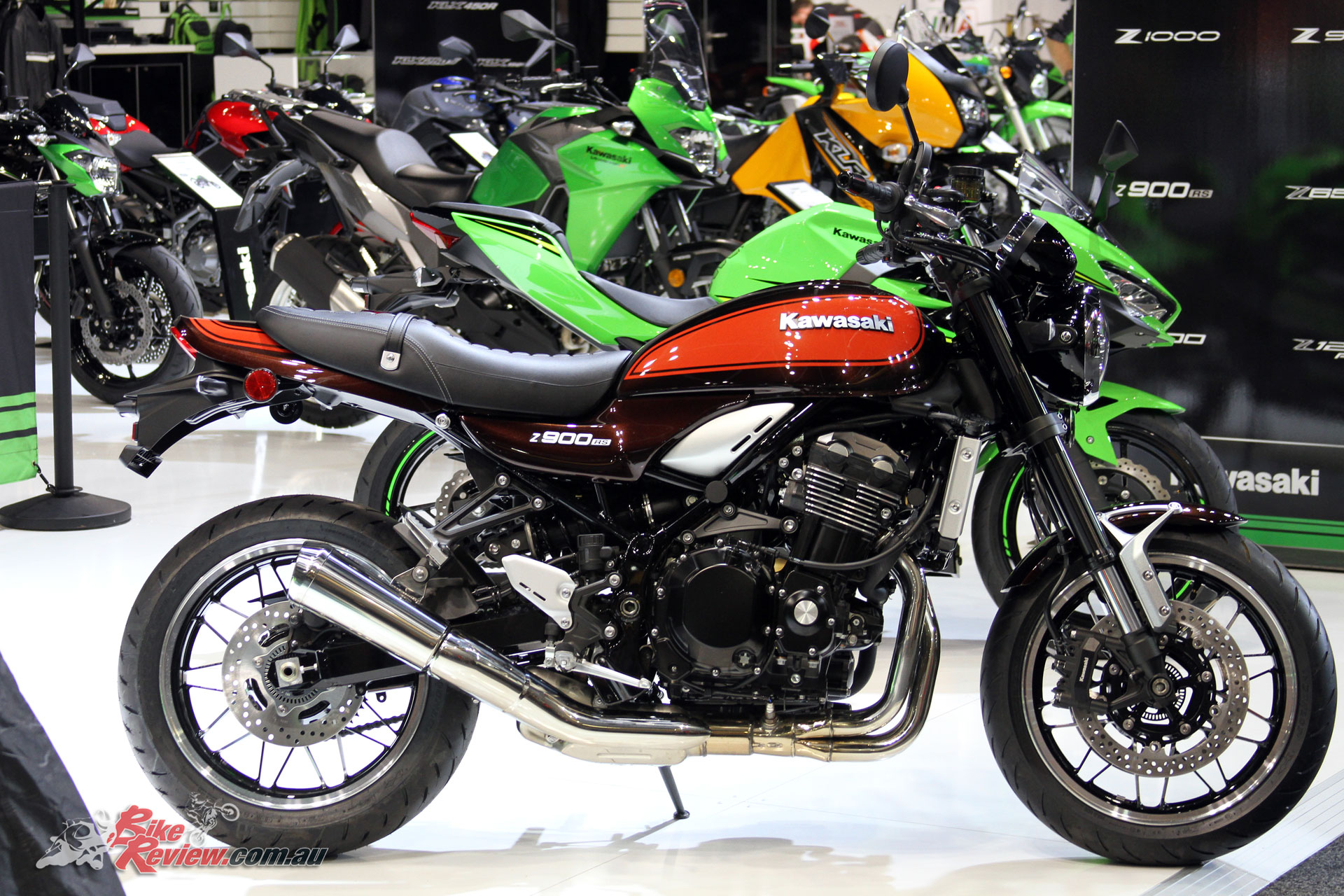 All New Kawasaki Z900RS Now Available In Australia