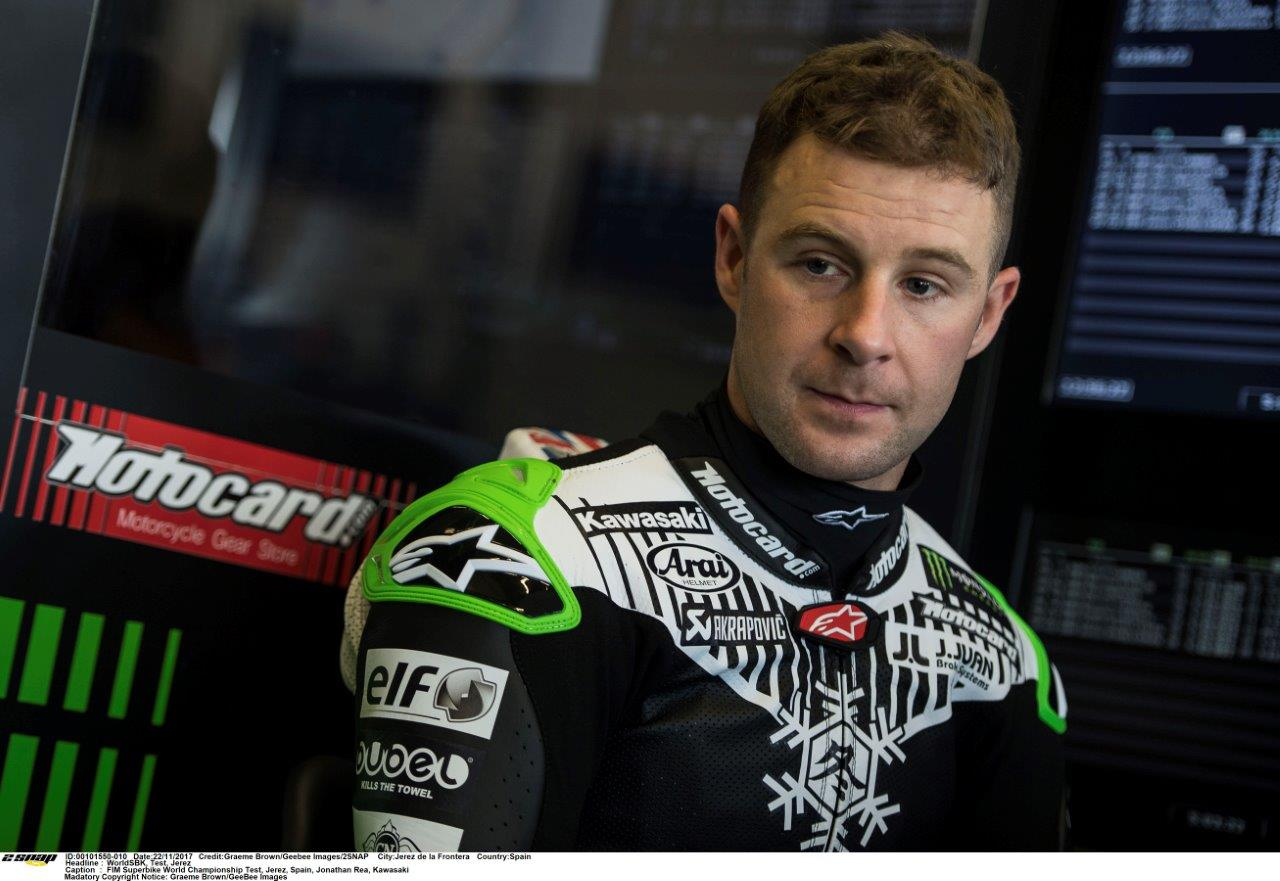 Jonathan Rea Stuns With Record Lap At Jerez Test Bike Review