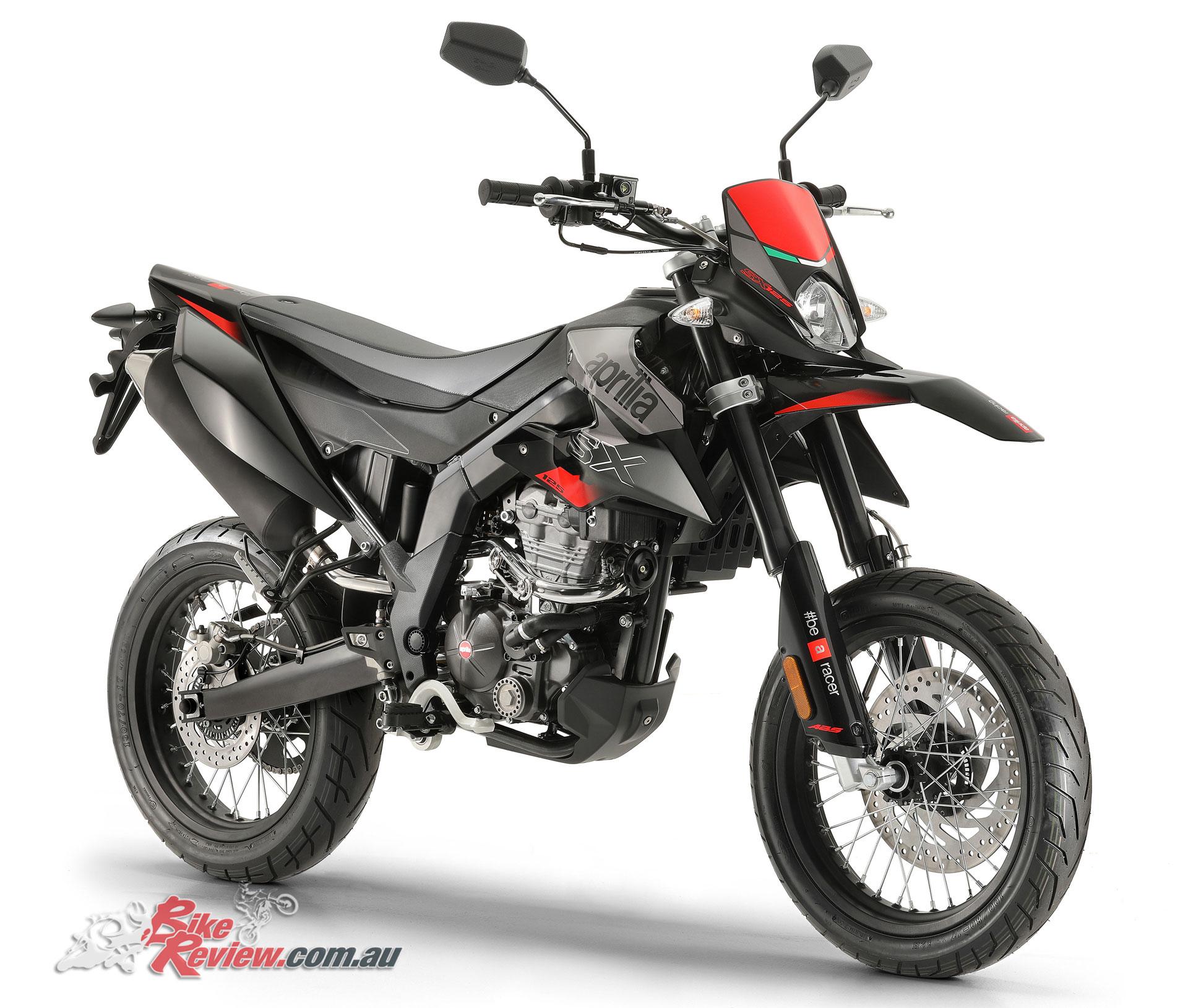 Aprilia's 2018 SX 125