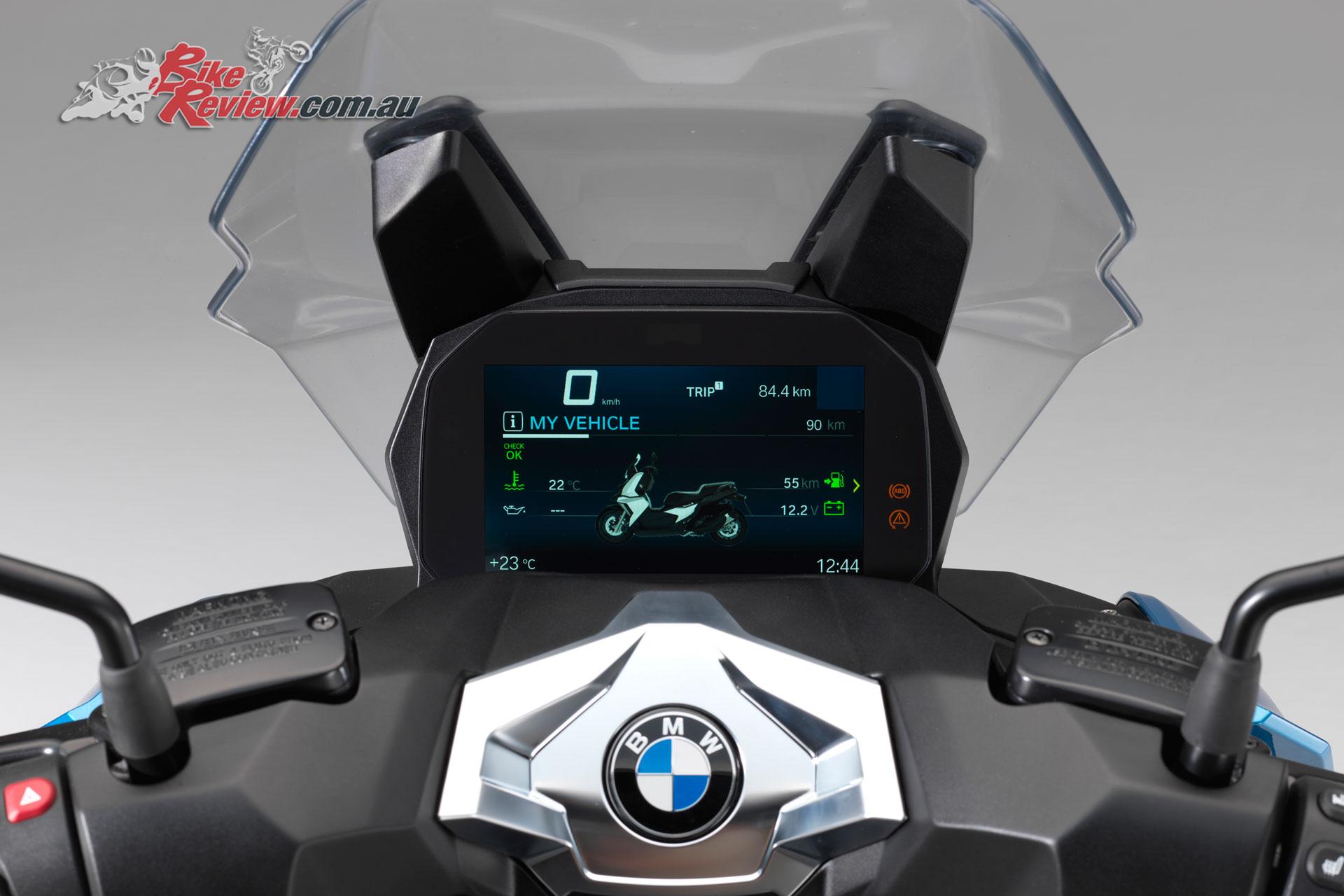 2018 BMW C 400 X