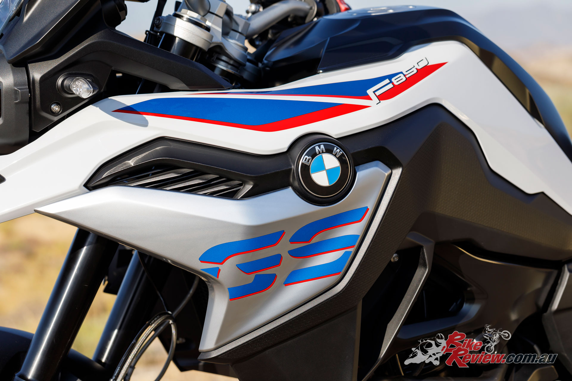 2018 BMW F 850 GS