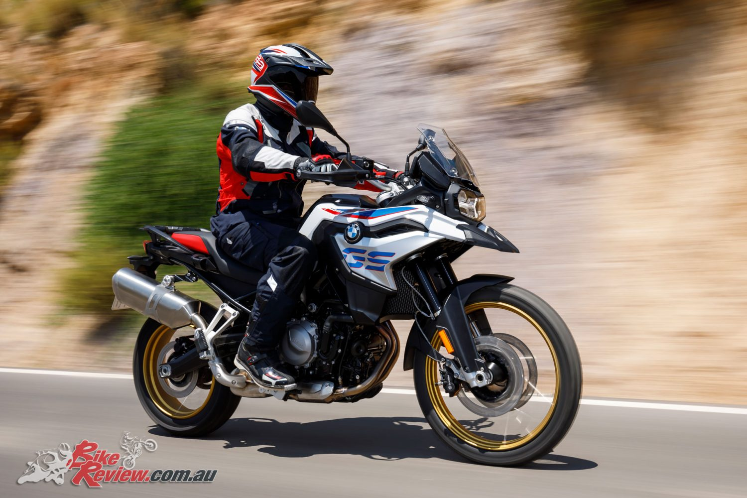 BMW unveil new 2018 F 750/850 GS, C 400 X and K 1600 Grand ...
