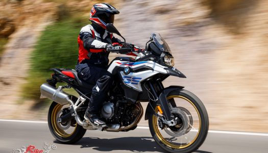 BMW unveil new 2018 F 750/850 GS, C 400 X and K 1600 Grand America
