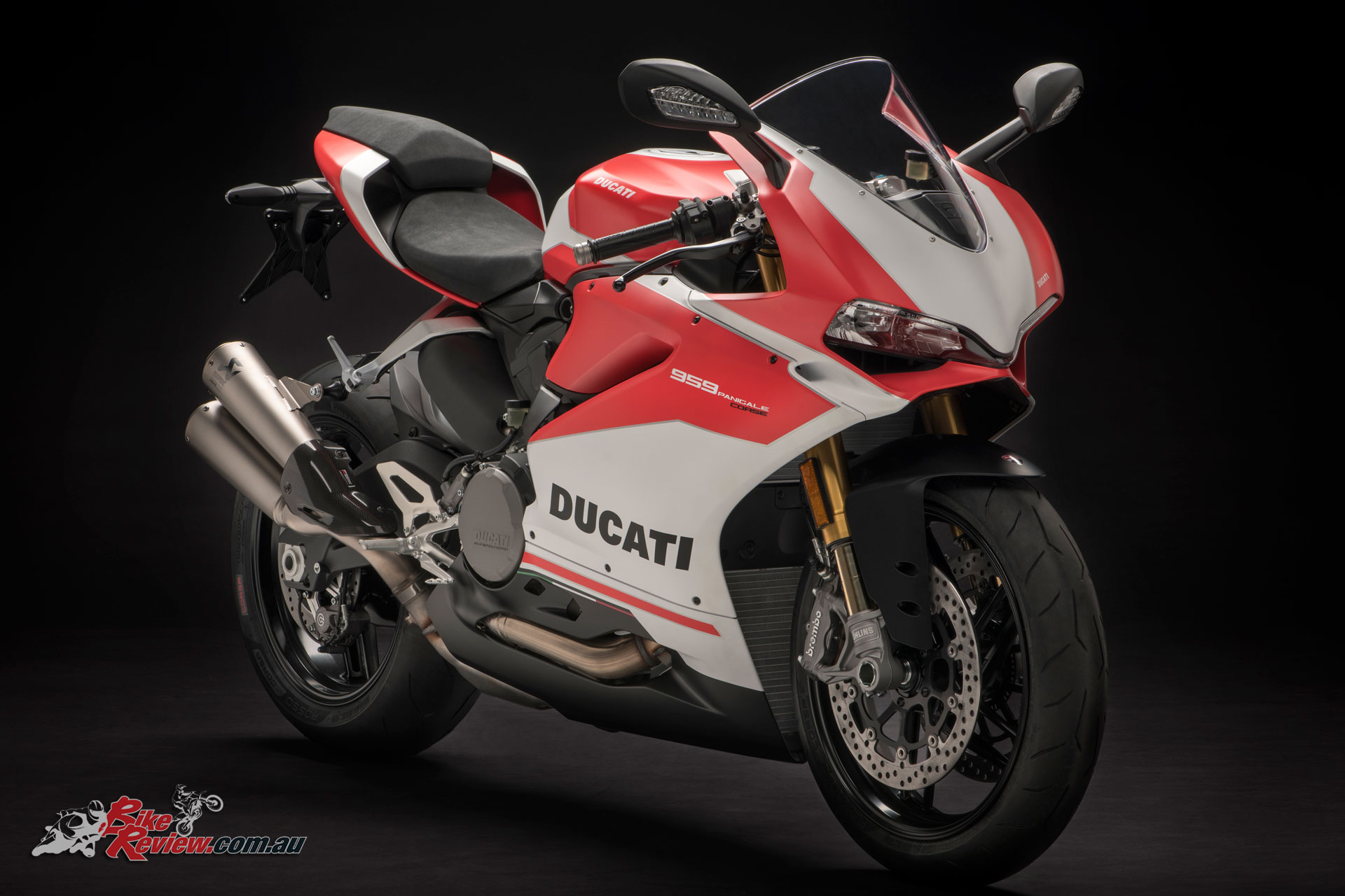 2018 Ducati Panigale 959 Corse