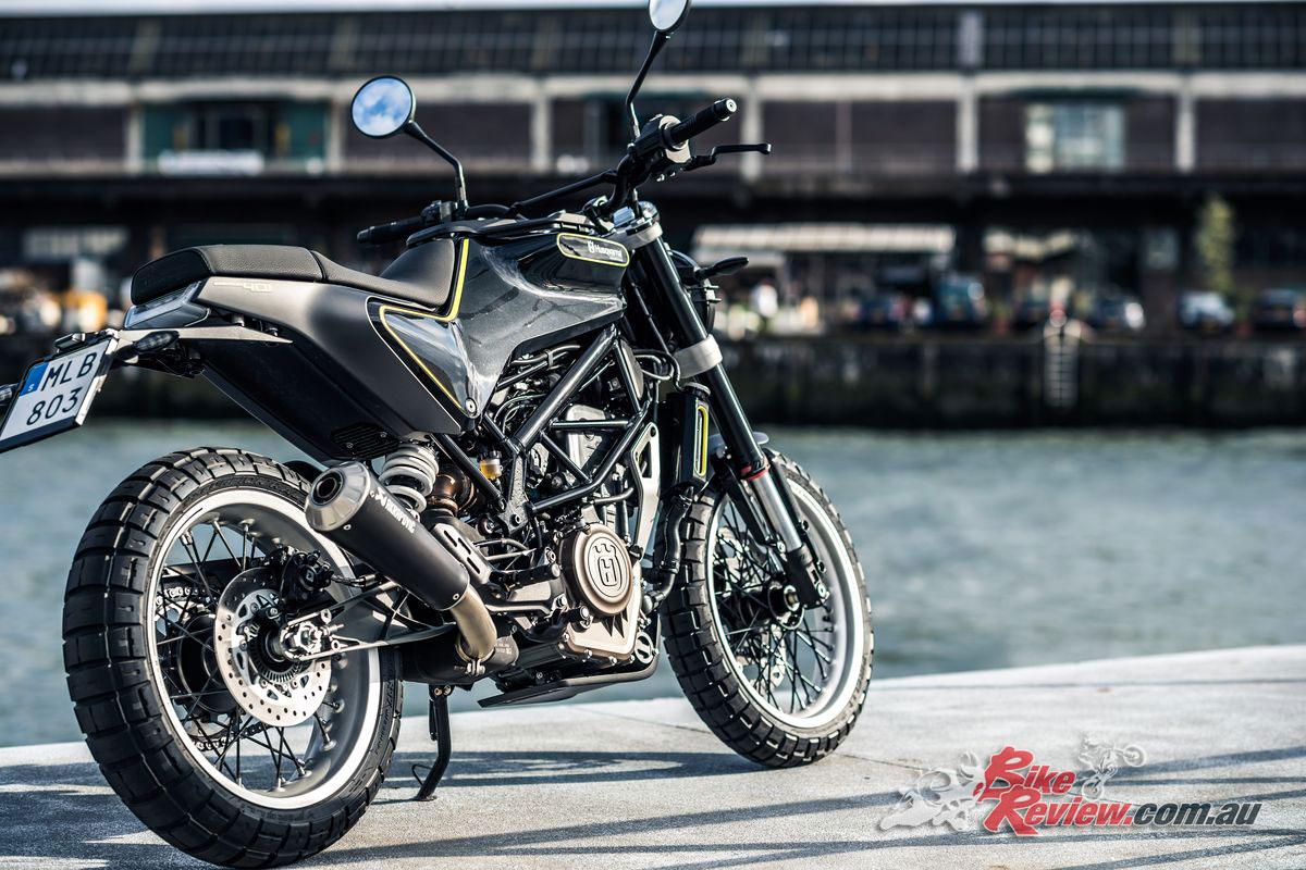 Husqvarna 701 Svartpilen >> Husqvarna introduce 2018 Vitpilen and Svartpilen models at EICMA - Bike Review