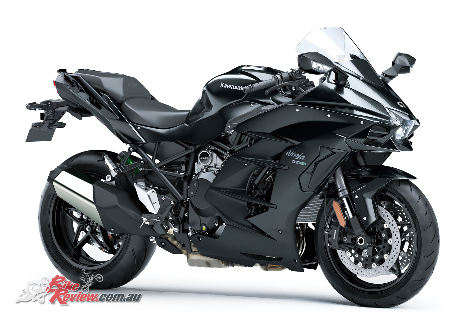 2018 Kawasaki H2 SX